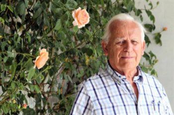 "Ricordando David Austin, il ""patriarca"" delle rose inglesi"