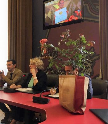 Presentata a Perugia la settima edizione de 'I giorni delle rose'