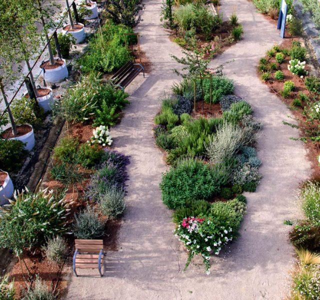 I giardini terapeutici
