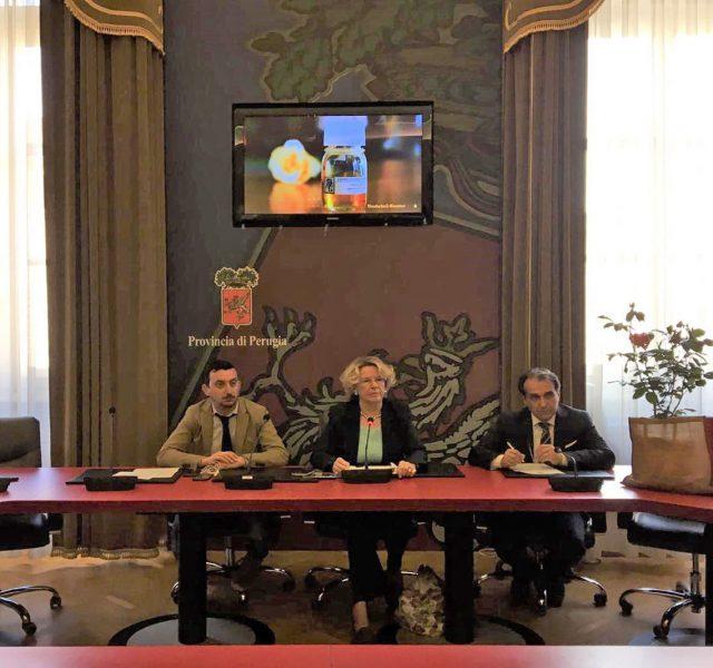 Presentati a Perugia 'I giorni delle rose' a Spello